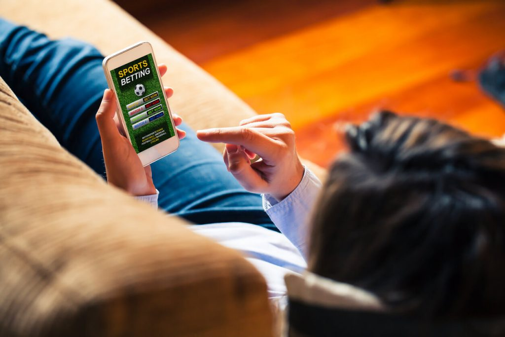 Mobile wetten - Spielen Sie vom Handy aus Sport